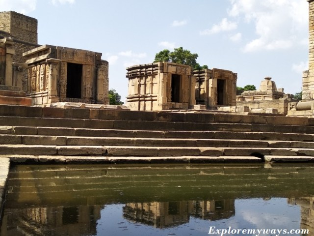 Bateshwar temple at Padavali near Gwalior