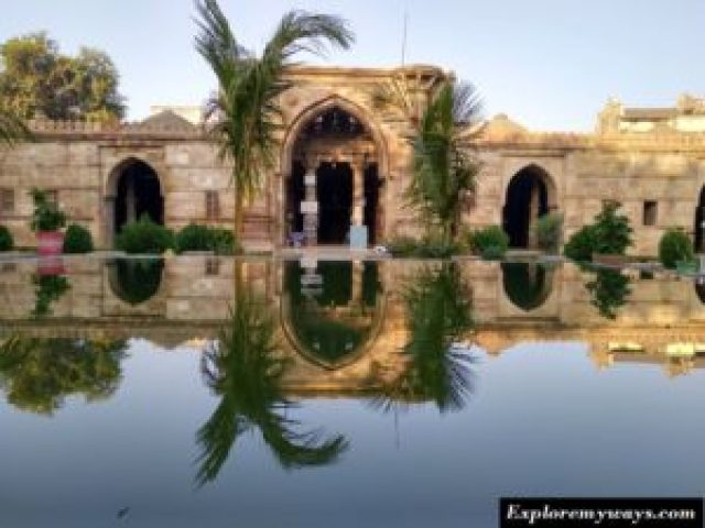 Oldest mosque of Ahmedabad