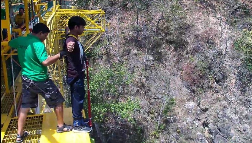 Bungee jumping Rishikesh planning