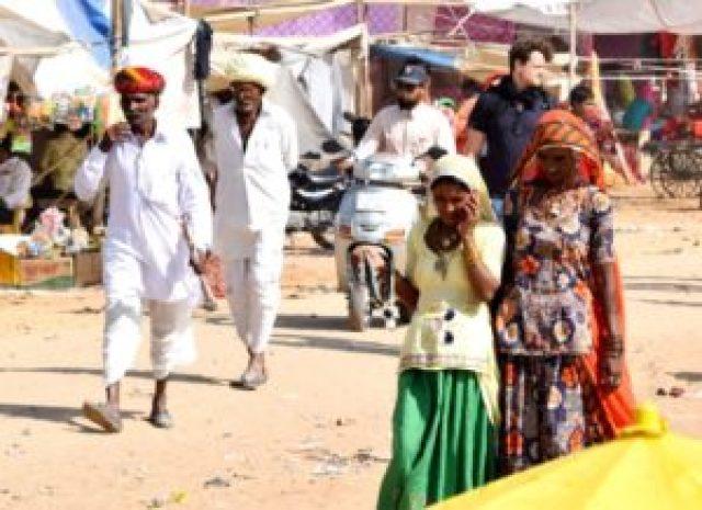 Rajasthani typical attire