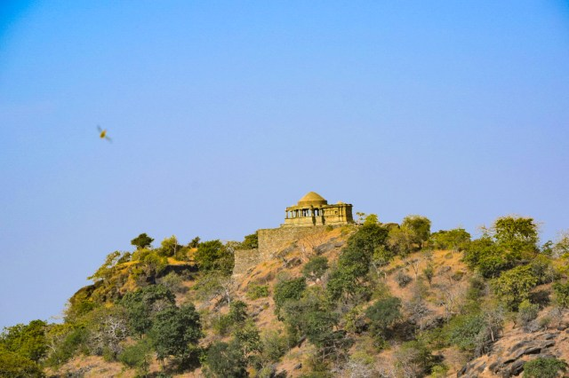 monuments within the Kumbhalgarh fort premises
