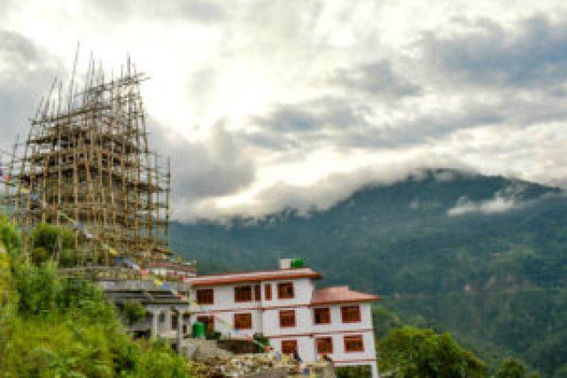 Ani Gompa Gangtok
