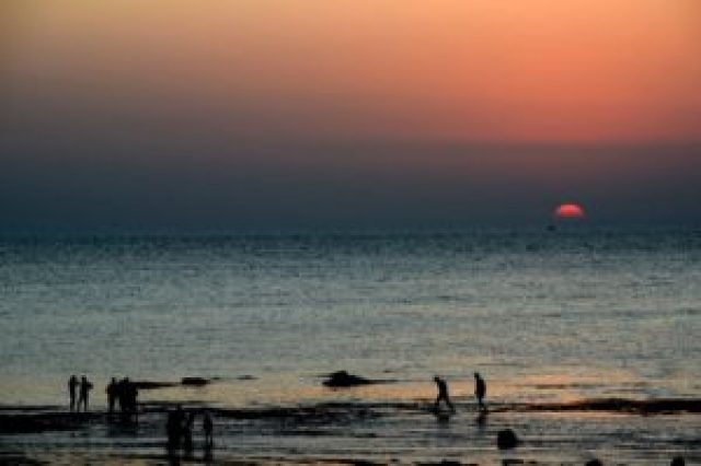 Dwarka Beach Images