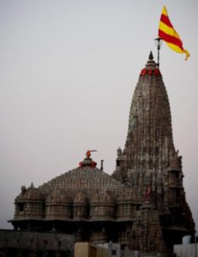 Dwarkadhish Temple of Dwarka