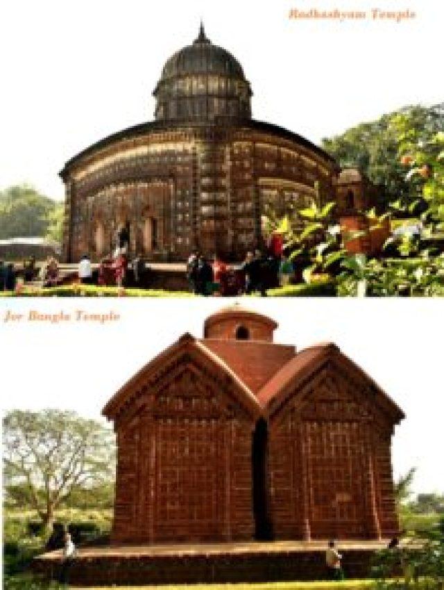 Bishnupur heritage temples