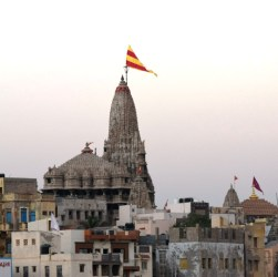 Dwarkadhish temple visitors guide