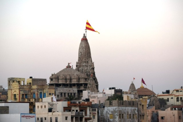 Dwarka city of Dwarkadhish history & architecture