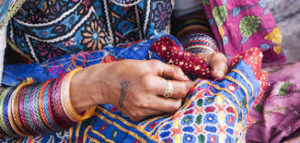 Bhuj embroidery