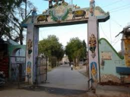 Modheshwari mata temple