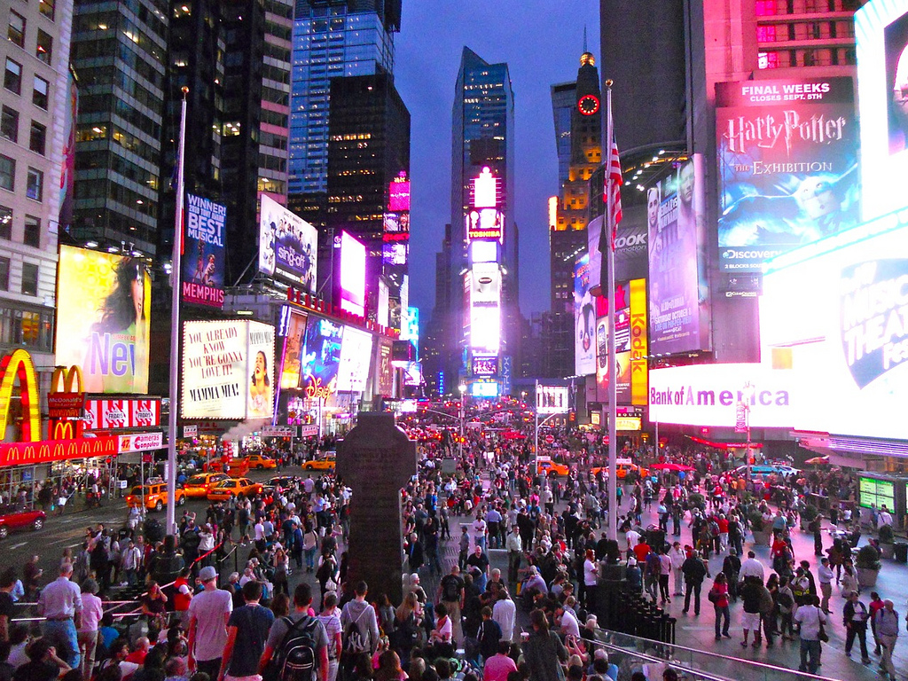 Dining in Times Square Best Restaurants in the heart of NYC
