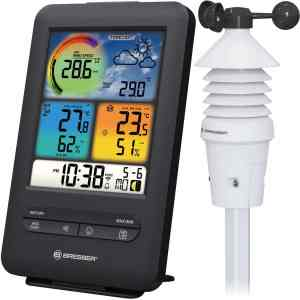 Bresser – WIFI Prof. Wind Gauge 3-in-1 with color display