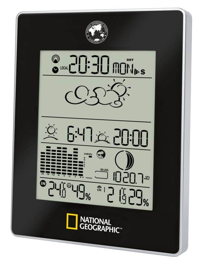 National Geographic – Weather Center