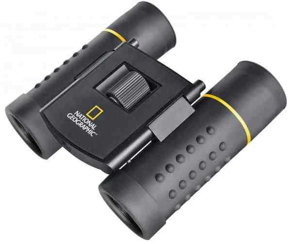 National Geographic – 8×21 Pocket Binoculars