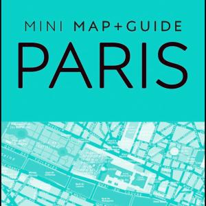 DK Eyewitness Paris Mini Map and Guide