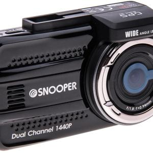 1080p HD Front & Rear Dash Cam – Snooper DVR – 5HD