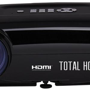 Total Home FX Plus Digital Media Projector Kit