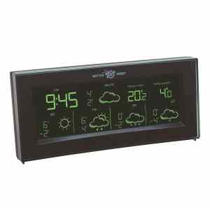 TFA –  Satellite-based radio weather station with Color Sharp Display AURA