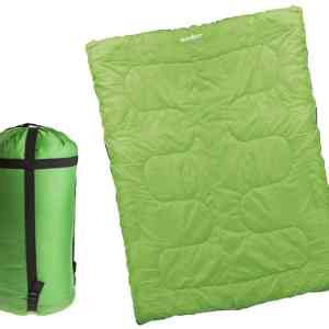 Green Double Sleeping Bag