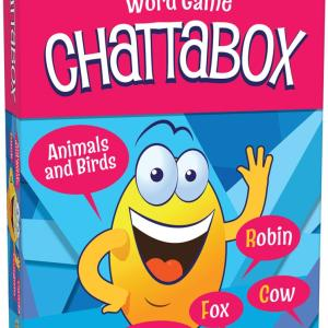 Chattabox Board Game