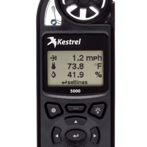Kestrel 5000 Advanced Environmental Meter