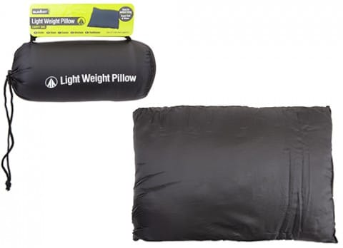 Summit Light Weight Pillow With Carry Bag