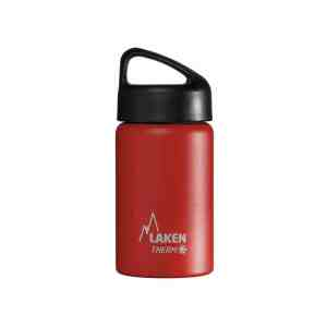 Laken - St.steel thermo bottle 18/8?- 0.35L - Red