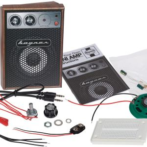 Haynes Build your Own Loudspeaker Amplifier Kit