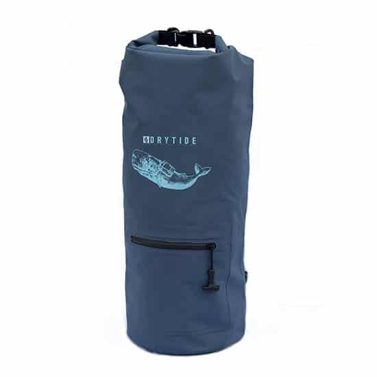 DryTide Whale 30 Litre Dry Bag with Waterproof External Pocket