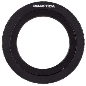 PRAKTICA Digiscoping T2 to Canon EF Camera Mount Adapter