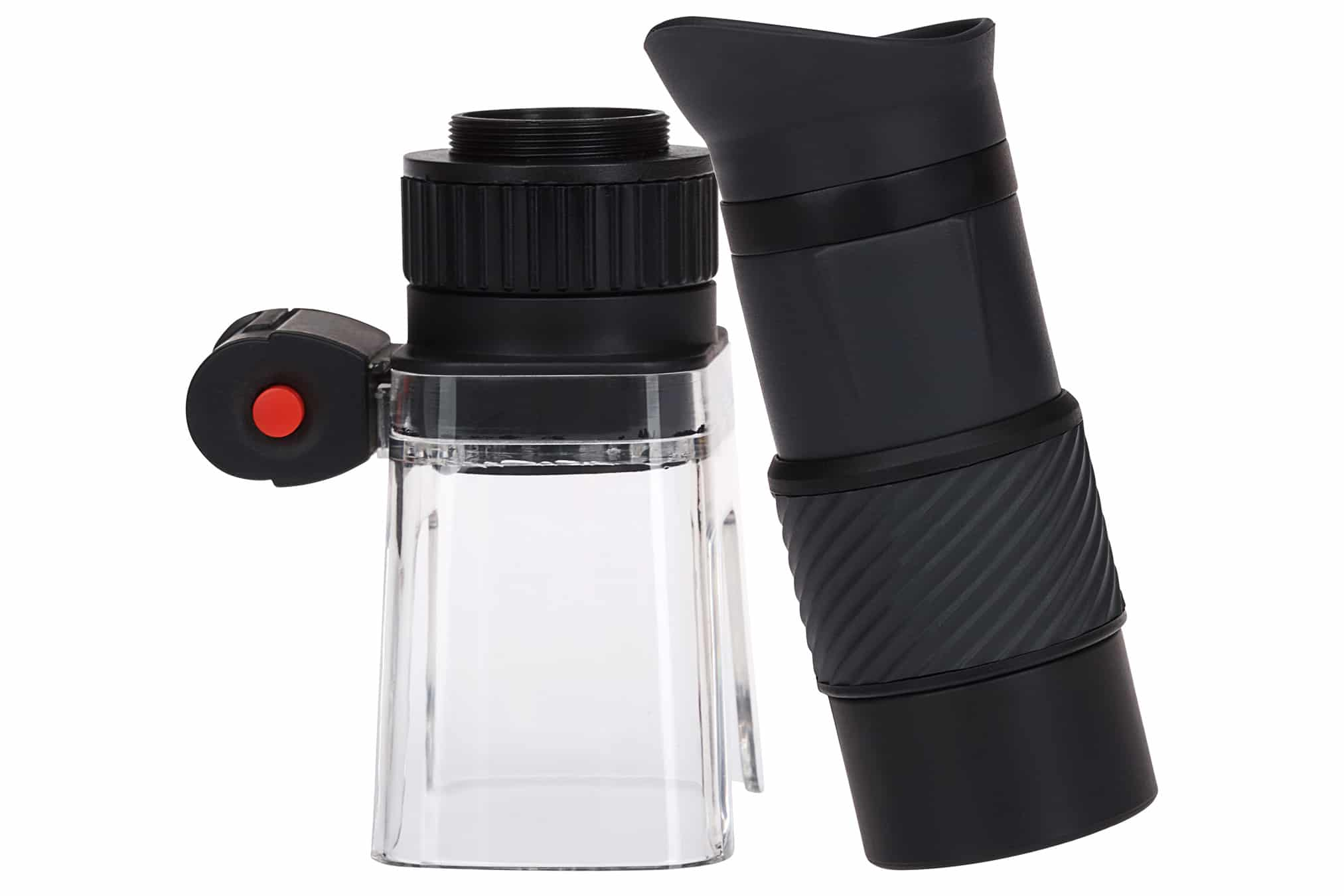 Sunagor MagnaScope 7x Magnification Monocular and 4x Magnifying Glass