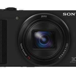 Sony DSC-HX90 18MP 30x Zoom Compact Camera – Black