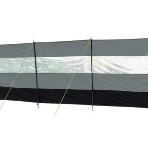 OLPRO – Charcoal Compact Vision Windbreak