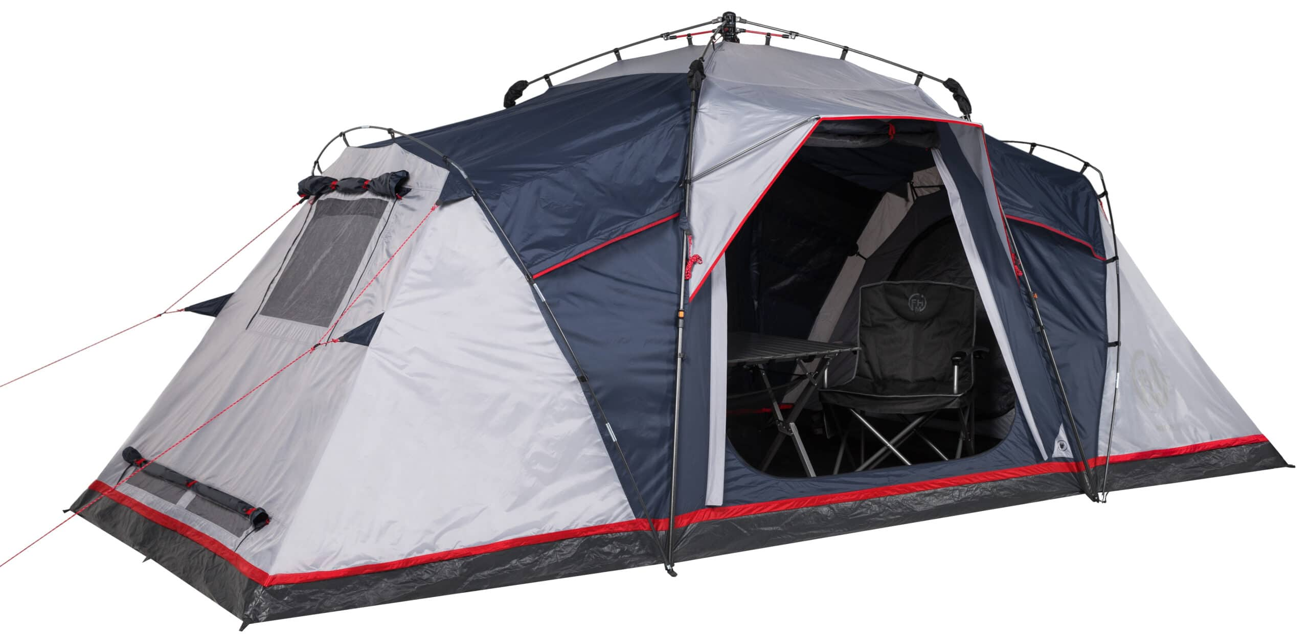 Antares 4 FHM Semi-automatic camping tent