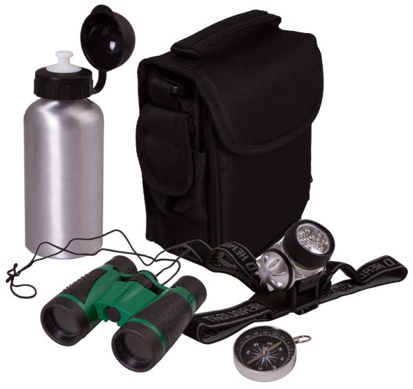Bresser Junior Outdoor Set with Binoculars