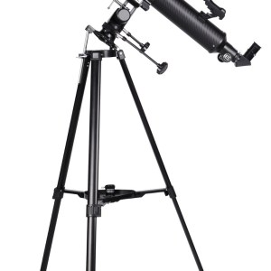 Bresser Taurus 90/900 NG Telescope, with smartphone adapter