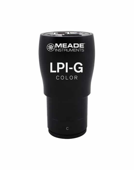 Meade LPI-GC Lunar Planetary Imager and Guider Color