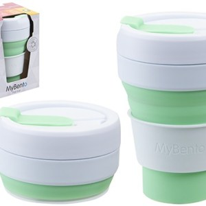 MyBento Tall 355ml/12oz Pop Cup – Mint Green