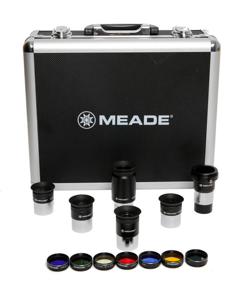 Meade Series 4000 1.25″ Eyepiece and Filter Set