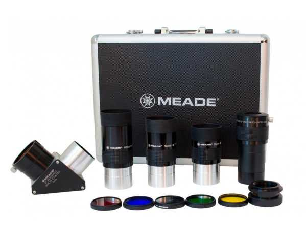 Meade Series 4000 2″ Eyepiece and Filter Set