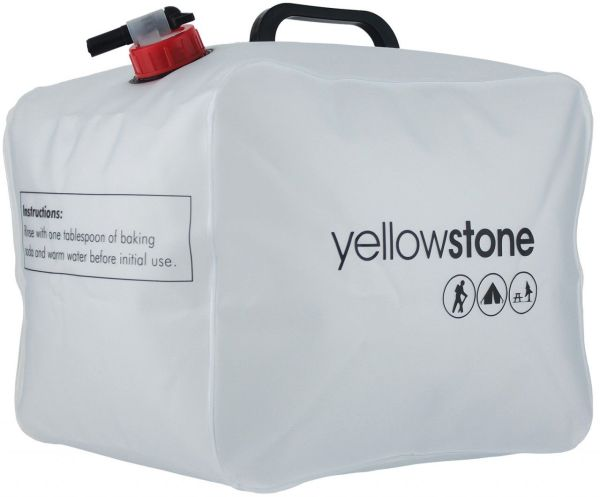 Yellowstone 15L Pack Away Water Carrier