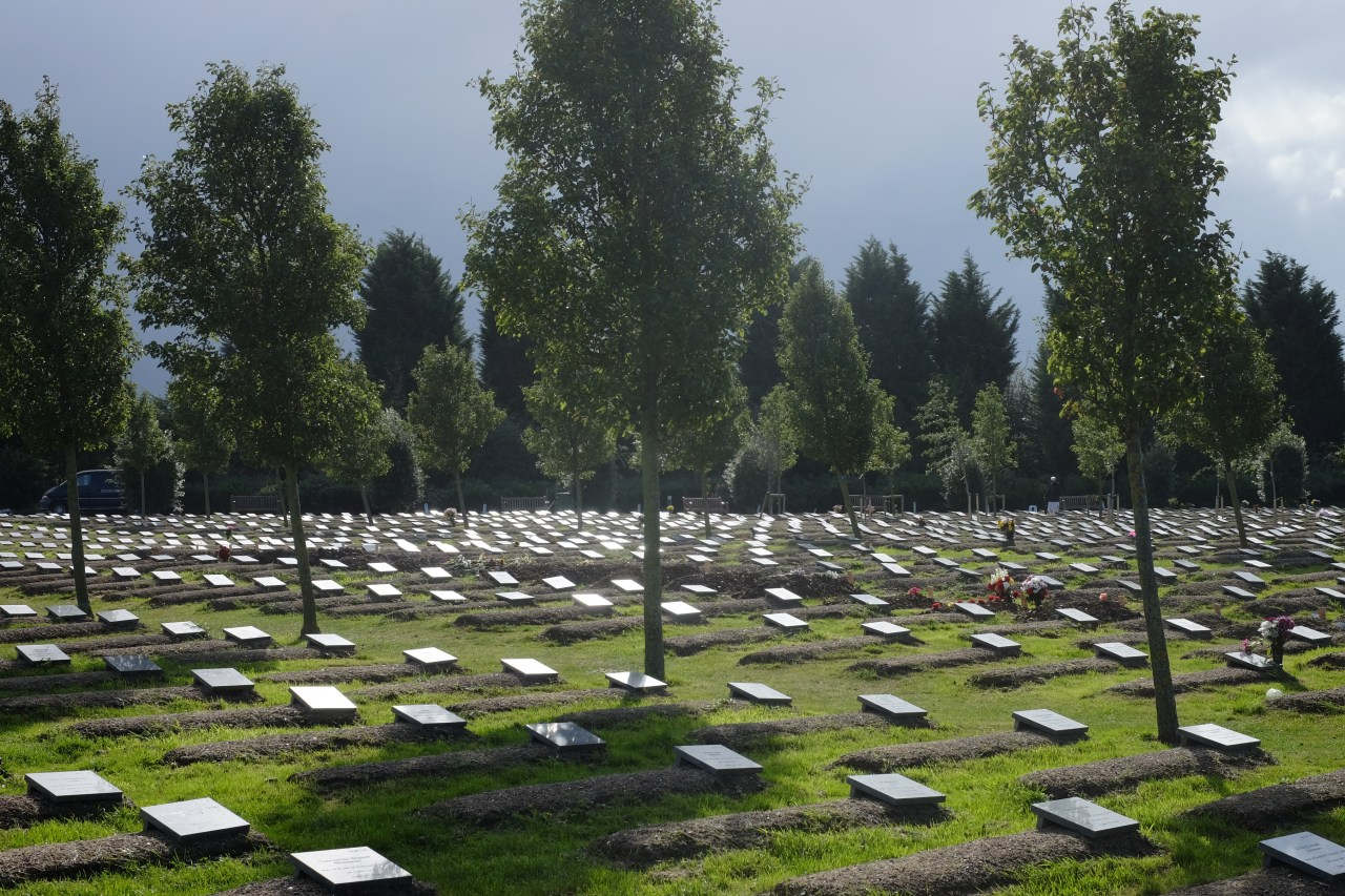 Gardens of Peace cemetery is the only dedicated Muslim cemetery in the U.K.