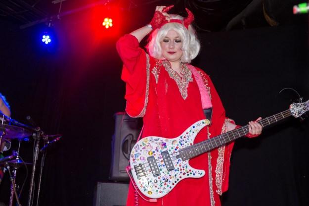 Tacocat performs at Chop Suey on October 31.