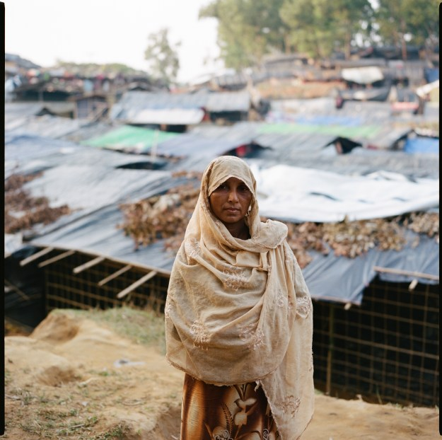 """""""I never want to go back [to Burma]. Aung San Suu Kyi promised we would be safe the last time the violence broke out and she failed to stop it. I never want to go back."""""""