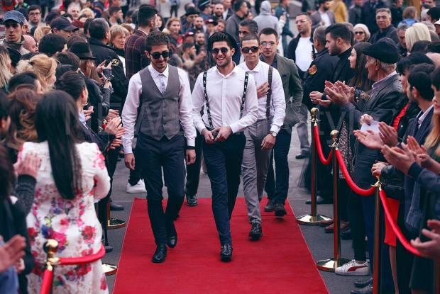 Detq, Armenia's most popular boy band. Photo by Arman AMP Melkonyan.