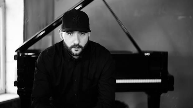 Narek Mets Hayq was one of the earliest hip-hop artists in independent Armenia. Photo by Grigor Davtyan.