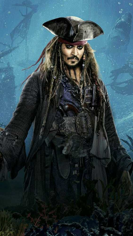 Jack Sparrow - ExplorePic