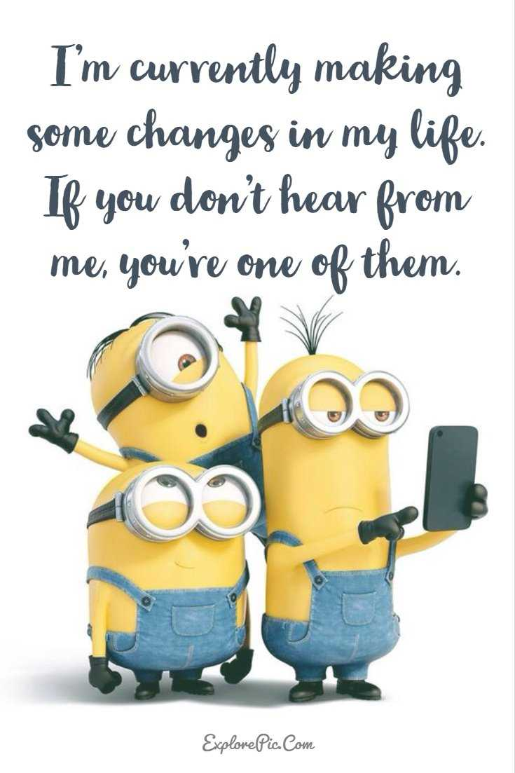 Minions Quotes 37 Funny Quotes Minions And Funny Words To Say 16
