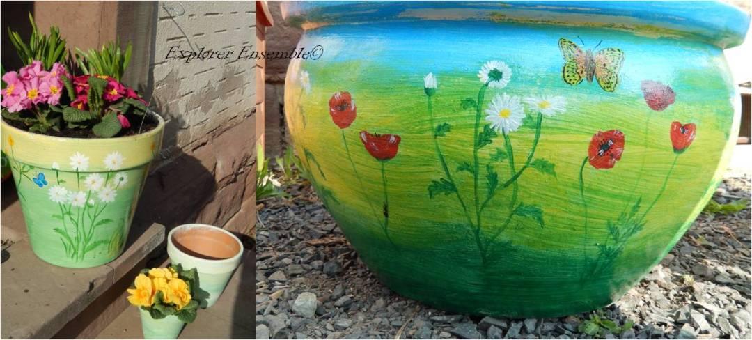 créativité peinture décoration enfants