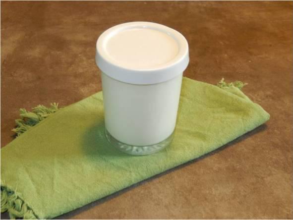 fabriquer yaourt maison lait de chèvre