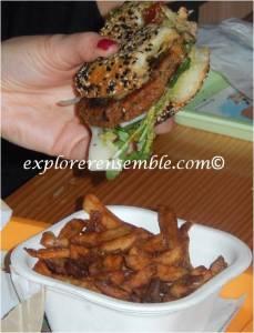 fast good restaurant végétarien vegan strasbourg